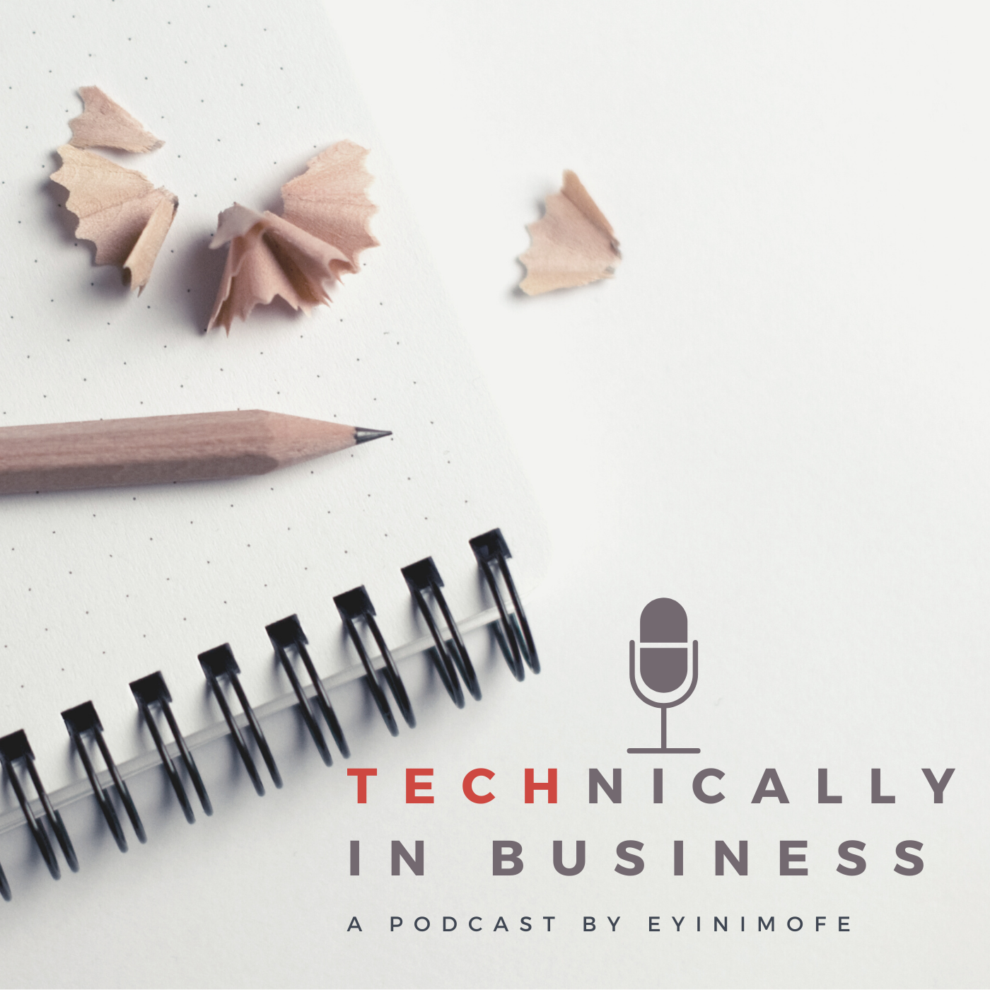 Logo for Technically in Business